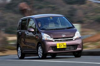 Тест-драйв Daihatsu Move