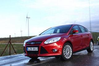Тест-драйв Ford Focus