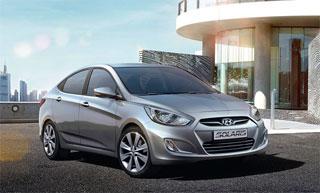 Тест-драйв Hyundai Solaris