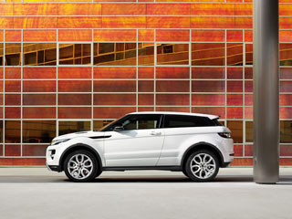 Тест-драйв Land Rover Range Rover