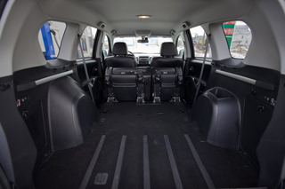 Тест-драйв Mazda CX-7 VS Peugeot 4007