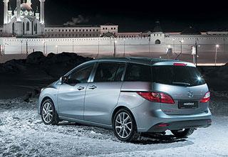 Включить воображение // Mazda5.