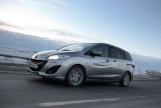 Тест-драйв Mazda5