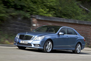 Тест-драйв Mercedes E 500 и E 350 BlueEFFICIENCY