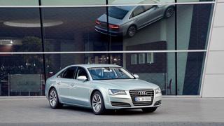 Тест-драйв Audi A6 allroad quattro и A8 hybrid