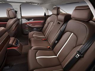 Тест-драйв Audi A6 Allroad, Audi A8 Hybrid