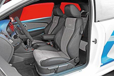 VW показал предвестника 220-сильного хэтчбека Polo