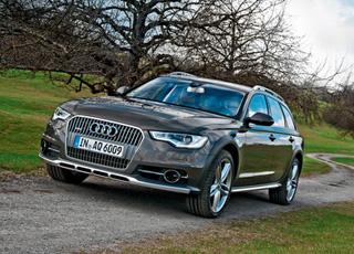 Тест-драйв Audi A6 Allroad Quattro