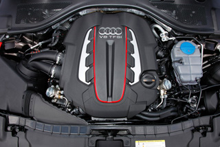 Тест-драйв Audi S6 и S7 Sportback