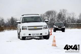 Тест-драйв Chevrolet Tahoe, Nissan Patrol