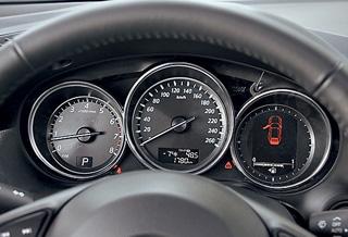 Тест-драйв Mazda CX-5, Volkswagen Tiguan