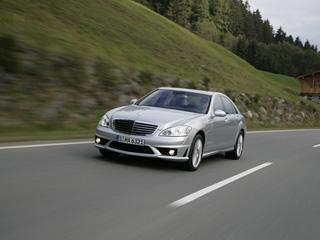 Тест-драйв Mercedes S класс