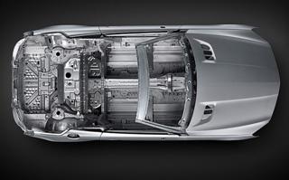 Тест-драйв Mercedes SL