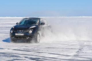 Тест-драйв Nissan Patrol, Navara, Murano, Juke, Qashqai