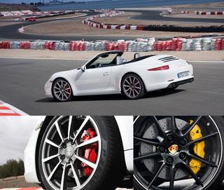 Тест-драйв Porsche 911