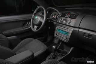Тест-драйв Skoda Fabia RS