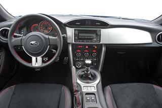 Тест-драйв Subaru BRZ