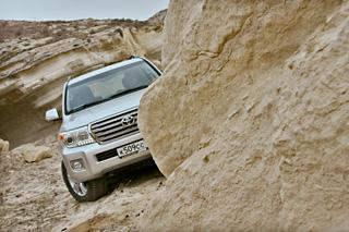 Тест-драйв Toyota Land Cruiser 200