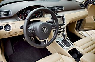 Тест-драйв Volkswagen Alltrack