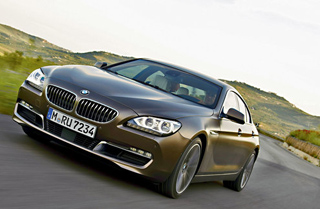 Тест-драйв BMW Gran Coupe 640d