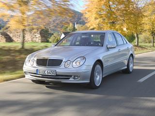 Тест-драйв Mercedes E класс