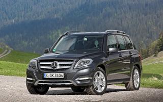 Тест-драйв Mercedes GLK, Mercedes G