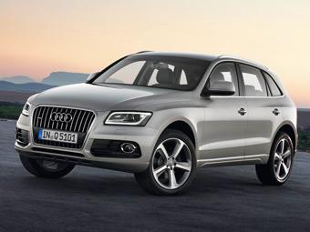 Названы российские цены на обновленный Audi Q5