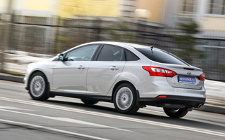Тест-драйв Skoda Octavia, Ford Focus