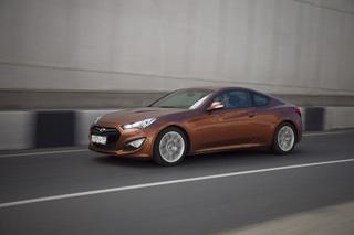 Тест-драйв Hyundai Genesis Coupe