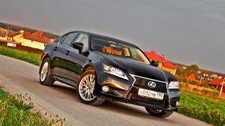Тест-драйв Lexus GS 350 AWD