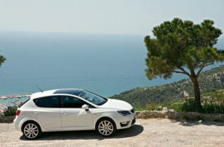 Тест-драйв SEAT Ibiza