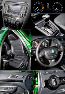 Тест-драйв Skoda Octavia RS