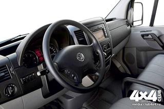 Тест-драйв Volkswagen Crafter