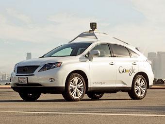 Беспилотники Google проехали полмиллиона километров без аварий