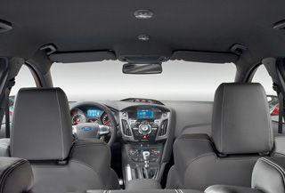 Тест-драйв Ford Focus ST