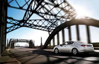 Тест-драйв Honda Accord