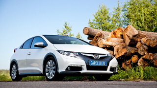 Тест-драйв Honda Civic 5d