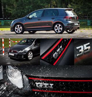 Тест-драйв Renault Megane RS, Volkswagen Golf GTI