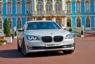 Тест-драйв BMW 7 серия