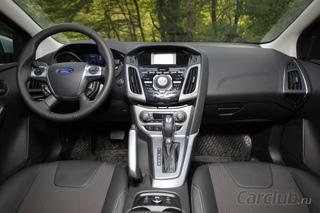 Тест-драйв Ford Focus Wagon