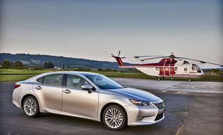 Тест-драйв Lexus ES