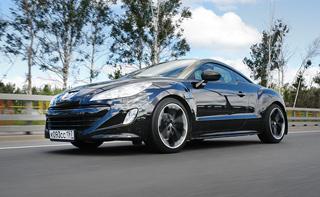 Тест-драйв Peugeot RCZ