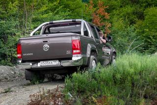 Тест-драйв Volkswagen Amarok