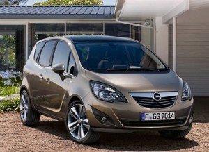 Компактвэн Opel Meriva: комфорт, стильный дизайн, экономичность и динамика за доступную цену
