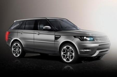 Новый Range Rover Sport дебютирует в 2013