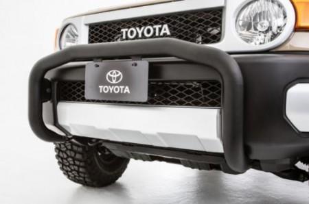 Toyota TRD обновила мужской внедорожник FJ Cruiser