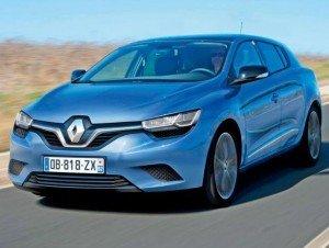 Новый Renault Megane поступит в продажу осенью 2013 года