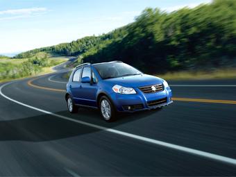 Suzuki перестанет продавать автомобили в США