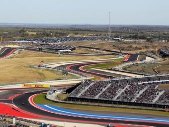 Гран-при США попал в топ-3 самых посещаемых гонок Формулы-1