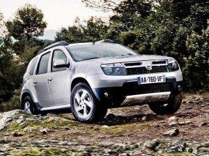 Компания Renault обновила кроссовер Duster